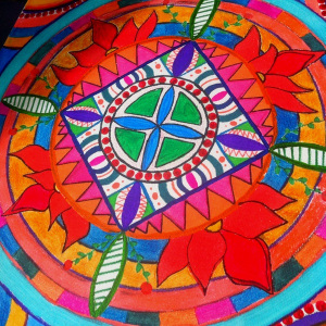 Mandala Drawing – Creative Meditation