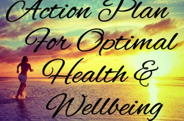 Action plan for optimal health and wellbeing
