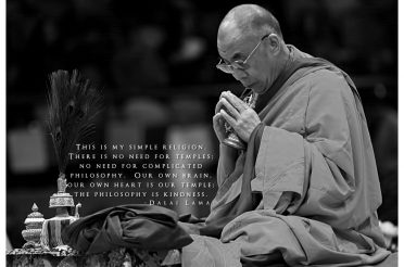 10 Beautiful Dalai Lama Quotes