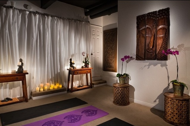 Yoga Meditation Interior Design Photo 10c