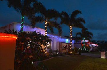 Christmas Lights Ride Sunshine Coast