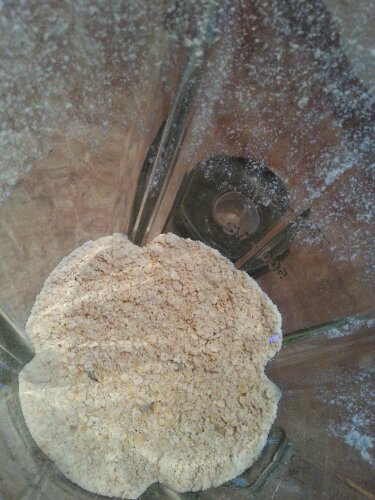 How to make your own oat flour? Tadaa here it is!