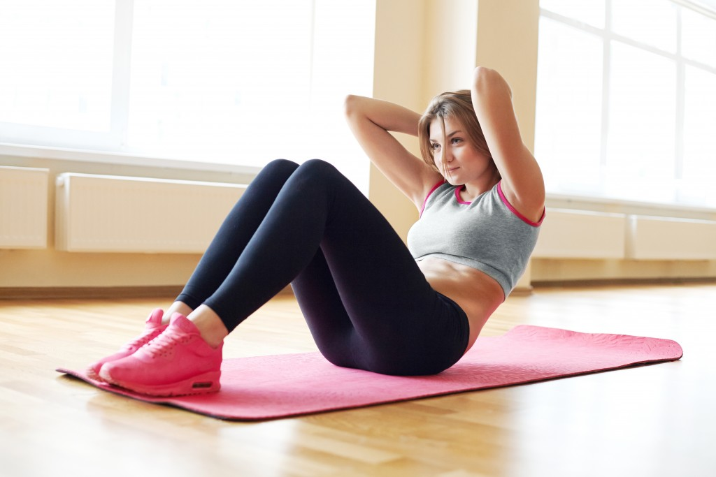 Easy Ab Exercises You Can Do At Home