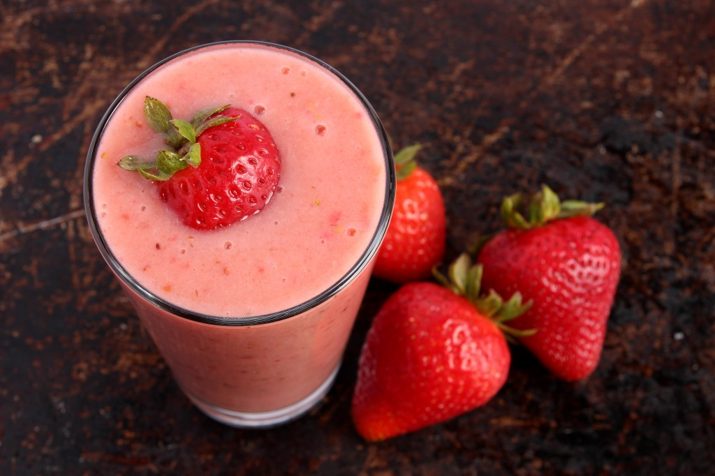 Strawberry-Protein-Smoothie