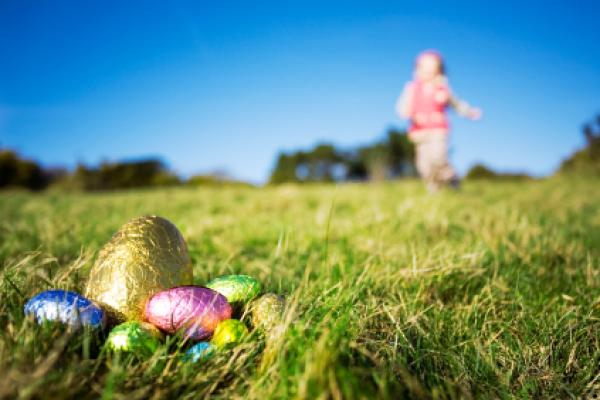 Simple fun things to do with kids this Easter