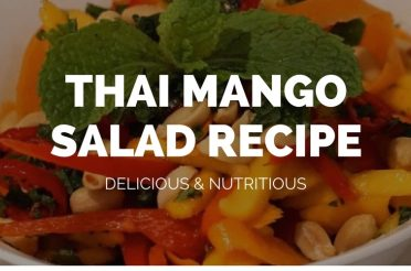 Thai Mango Salad Recipe