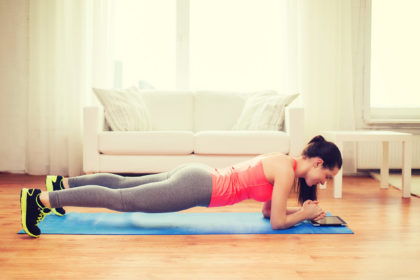 Bodyweight ab exercises you can do anywhere