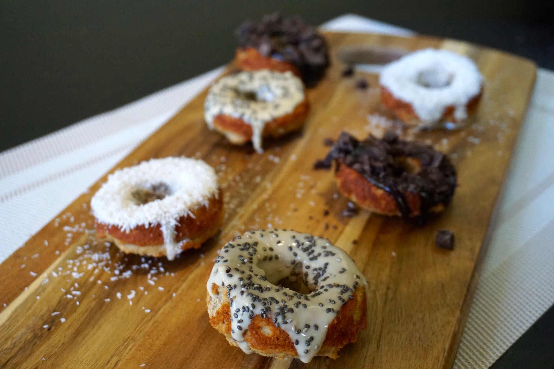 Protein Donut Recipe - Donut Collection