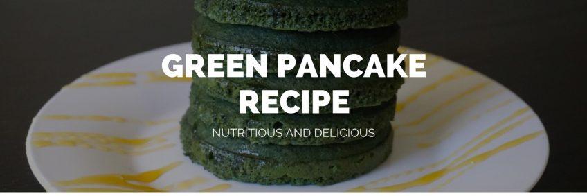 Green Pancake Recipe