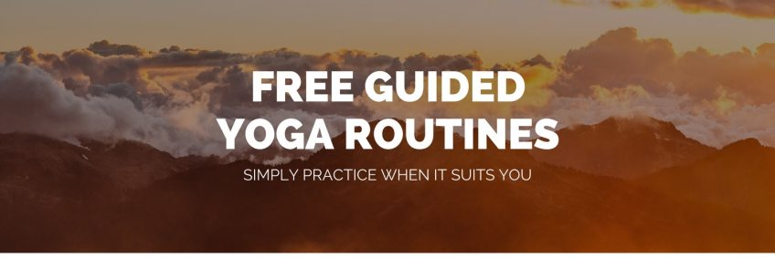 My Favourite FREE Yoga Routines