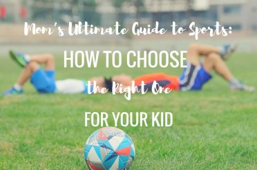 Guest Post: Mum's Ultimate Guide to Sports