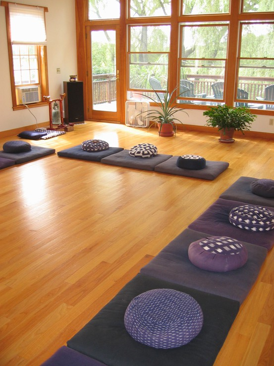 Yoga Meditation Interior Design Photo 1